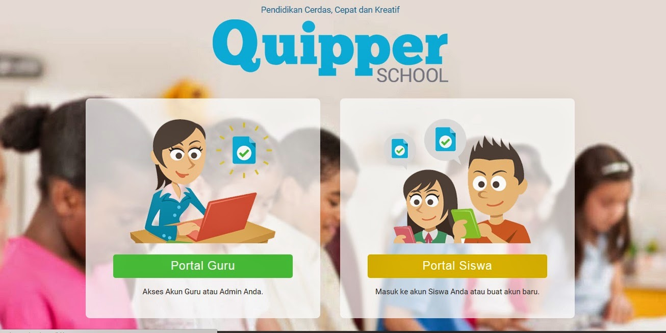 Aplikasi Belajar Online Quipper