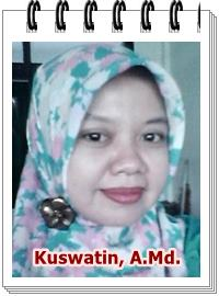 Kuswatin, A.Md.Kper.