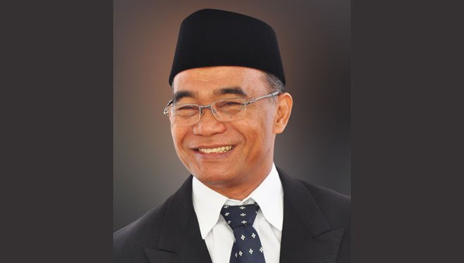 Profil Singkat Mendikbud Prof. Muhadjir