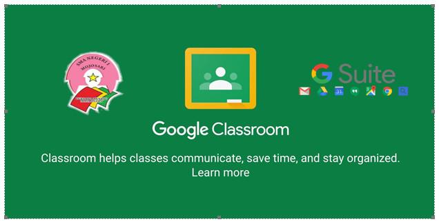 Implementasi Google Classroom Untuk Pembelajaran Menggunakan G-Suite Account