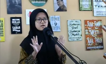 English Speech Contest SMAN 1 Mojosari 2020